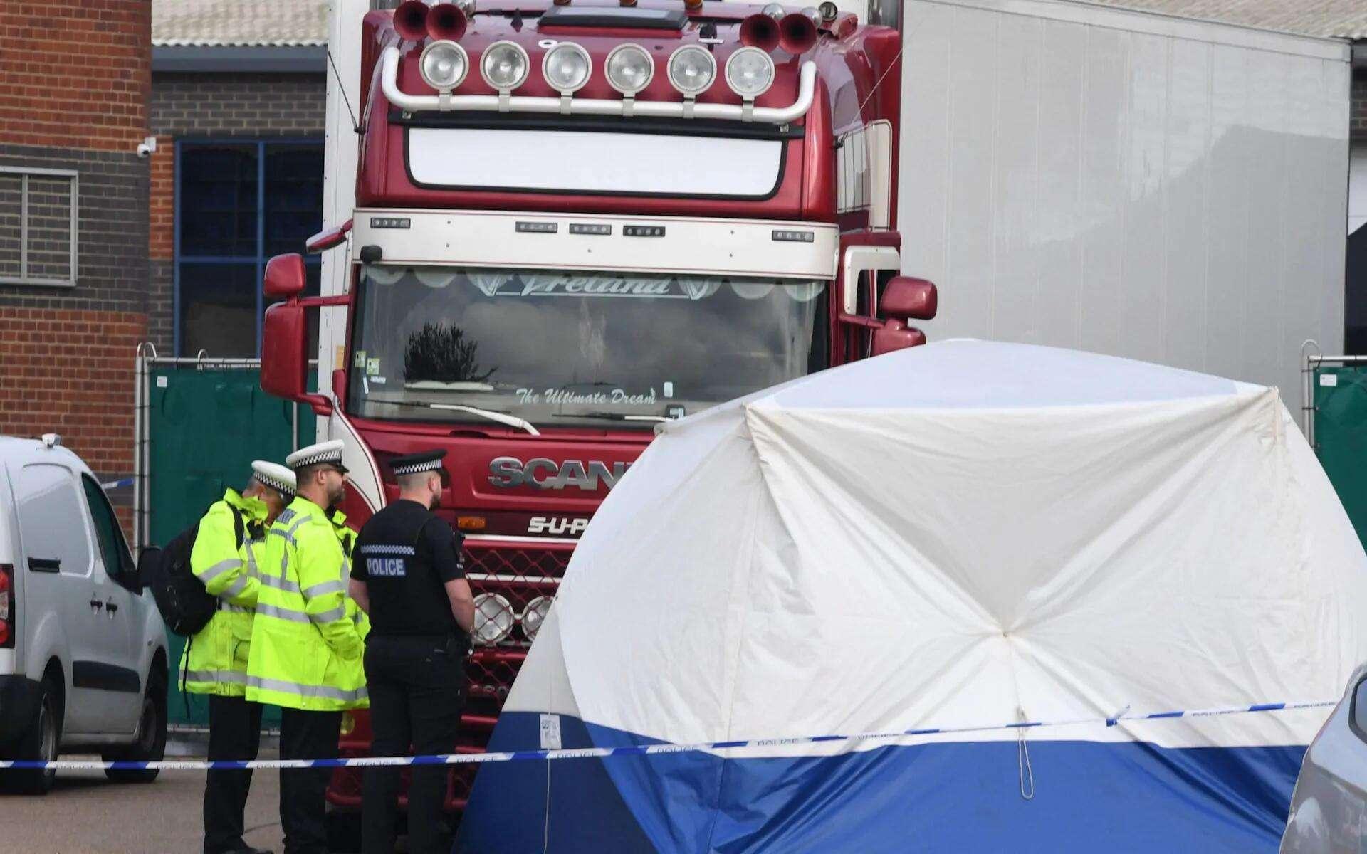 英国货车39具遗体案更多幕后细节被曝出